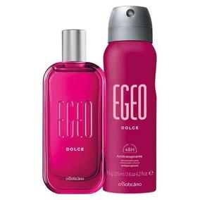 Boticário Egeo Dolce Colônia + Desodorante 100% Original