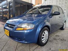 Chevrolet Aveo Aveo 5p. A.a. Full Eqipo