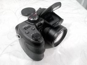 Câmera Ge X500 16 Megapixels Semi Profissional Erro Ao Ligar