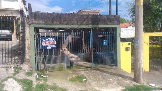 Terreno À Venda, 250 M² Por R$ 280.000 - Itaquera - São Paulo/sp - Te1390