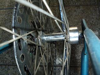 Bicicleta Antigua Italo France Original