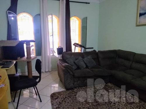 Sobrado 165m²  No Bairro Condomínio Maracanã - Santo André - 1033-12107