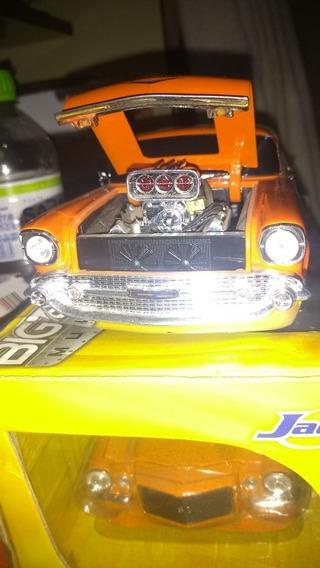 1957 Chevy Belair 1:24 M2 Machines N Jada