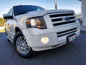 Ford Expedition 2010 Max Limited V8 4x2 Posible Cambio