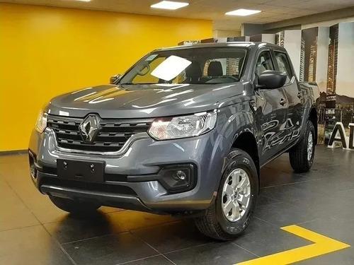Renault Alaskan Intense 4x2 0km 2021 Entrega Disponible (ga)