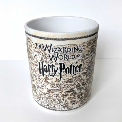 Taza Harry Potter Wizarding