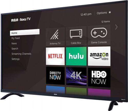Televisor Smart 50'' Rca 4k Pasivo (05286)
