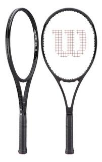 Raquete De Tênis Wilson Pro Staff 97 L3 4 3/8 - Lacrada