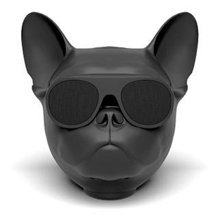Parlante Bluetooth Perro Bulldog Speaker