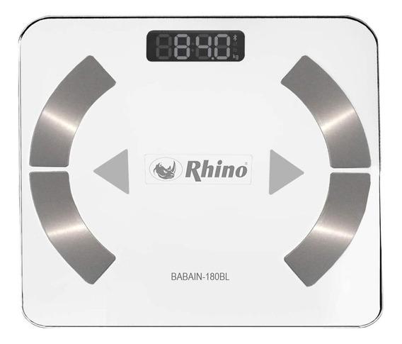 Báscula digital Rhino BABAIN-180 blanca