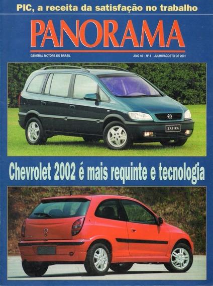 Panorama Ano 40 N°4 Julho/agosto/2001 Publicação Da Gmb