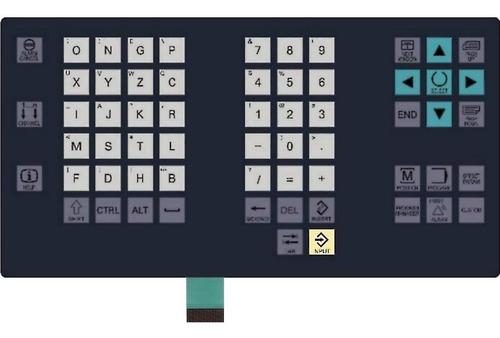 Imagem 1 de 1 de Teclado Membrana Siemens Sinumerik 802d 6fc5603-0ac13-1aa0