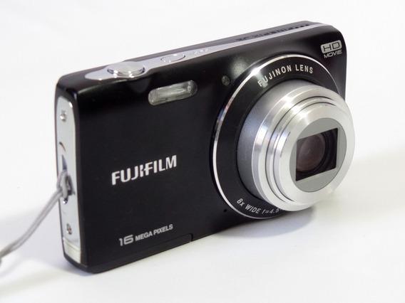 Camera Fotográfica Fujifilm Jz250 Barata Oferta + Brindes