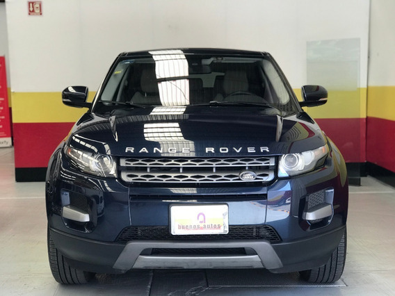 Land Rover Evoque Pure 2013