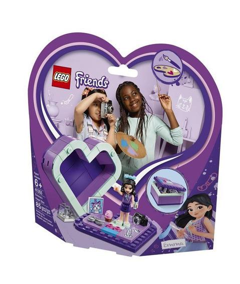 Lego 41355 Caja Corazón De Emma