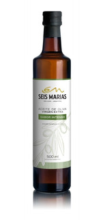 Aceite De Oliva Virgen Extra Seis Marias Intenso 500ml X12u