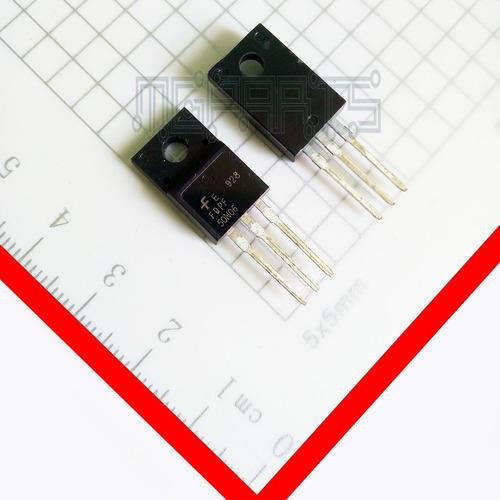 Fqpf50n06 50n06 Transistor Mosfet Original 31a 60v Vz01