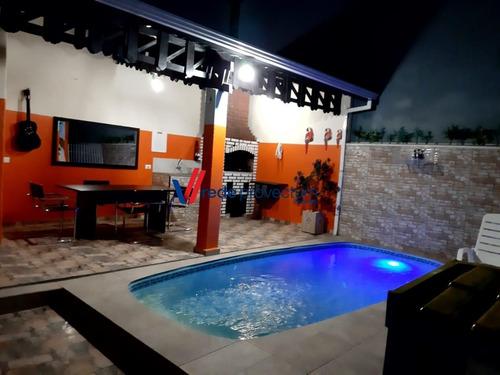 Casa À Venda Em Jardim Bom Retiro (nova Veneza) - Ca276826