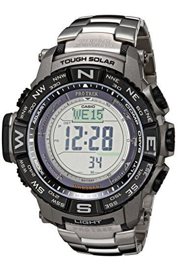Reloj Deportivo Digital Casio Pro Prok Prw-3500t-7cr Resiste