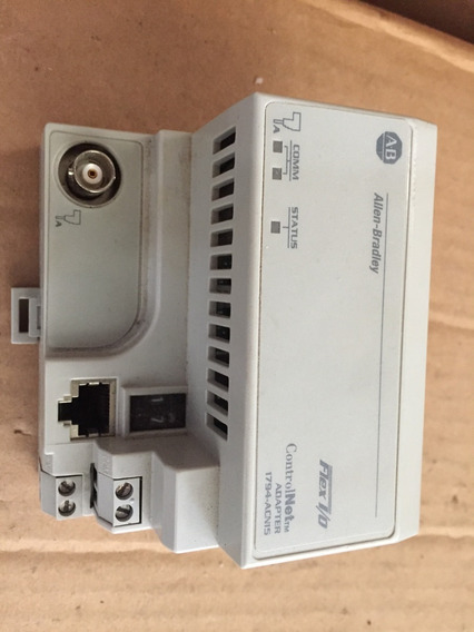 Allen Bradley Flex I/o Controlnetm Adapter 1794-acn15