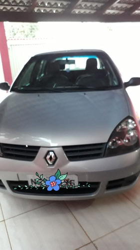 Imagem 1 de 4 de Renault Clio 2008 1.0 16v Authentique Hi-flex 5p