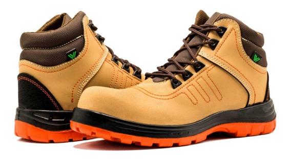 Van Vien Botas Plexo Industriales Seguridad Trabajo Rudo Casquillo Policarbonato Dieléctricas Zapatos Tenis Vv1a Kfm1d