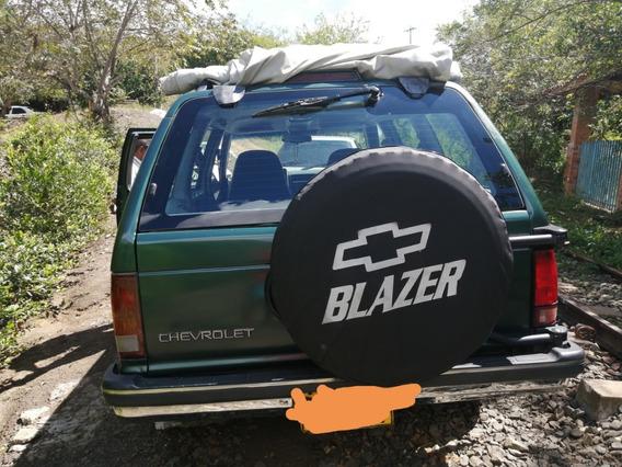 Chevrolet Blazer 1993 1996
