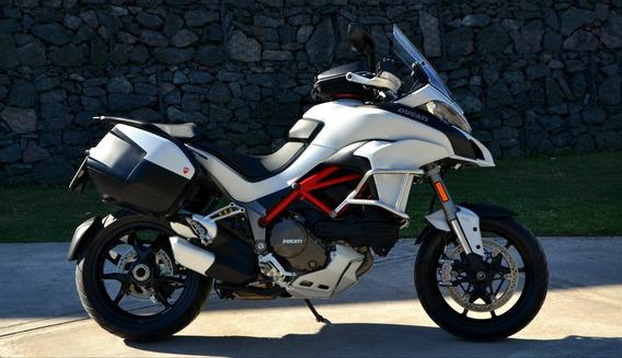 2016 Ducati Multistrada 1200 S Pack Touring Con Accesorios