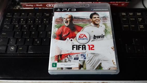 Ps3 - Fifa 12 - Original