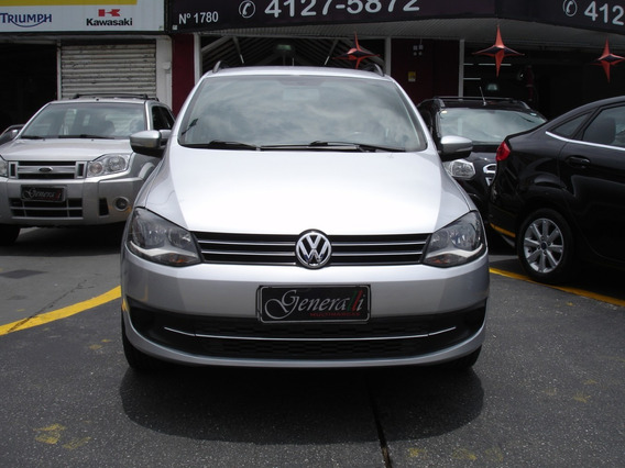 Vw-volkswagen Space Fox Imotion 2011 Completo Com 52.000km