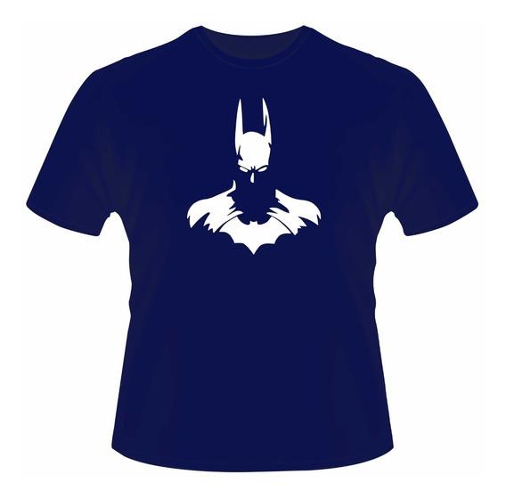 Playera Con Estampado De Batman Varios Colores Algodón