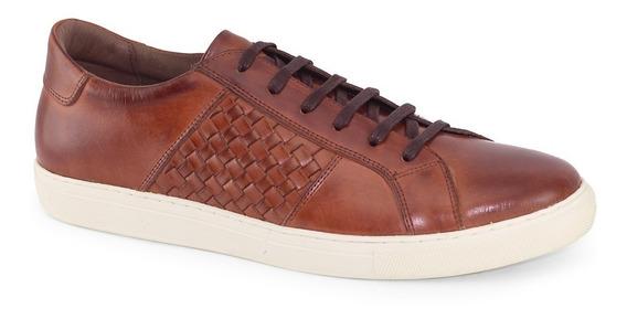 Sapatênis Meu Sapato Tressê Pinhão Tamanhos 39 A 48