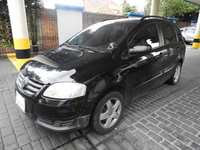 Volkswagen Space Fox 2007 1.6 Highline
