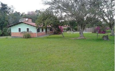 Sítio Em Loteamento Rural Palermo Com 3 Dormitórios - Gs2363