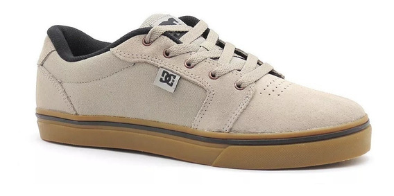 Tênis Dc Anvil La Grey Gum (original)