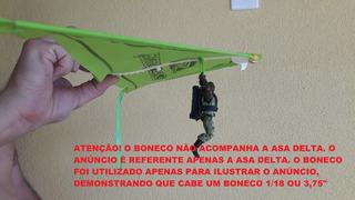 Brinquedo Asa Delta Para Comandos Ação E Gi Joe Compatível