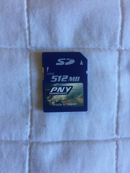 Cartão De Memória 512md Sd Card