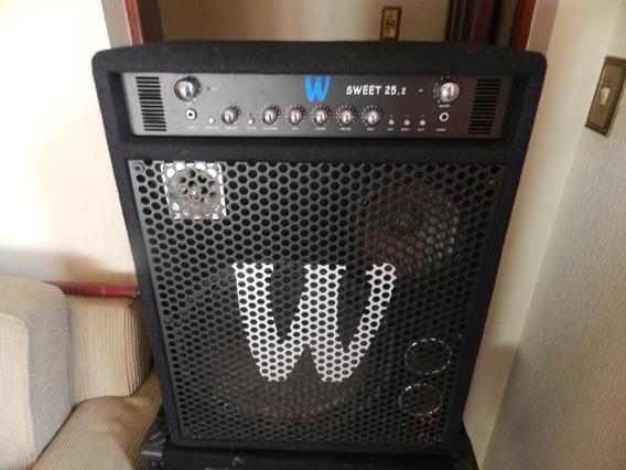 Combo Para Baixo Sweet 25.2 Warwick De 300w - Troco