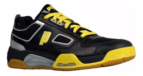 Zapatillas Prince Nfs Assault Black/yellow