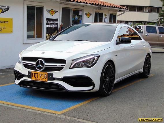 Mercedes Benz Clase Gla Amg Cla 45 4matic