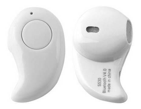 Mini Fone De Ouvido S530 V4.0 S/fio Bluetooth Micro Samsung