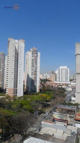 Apto.desocupado C/3 Dormitórios(1suíte),1 Vaga, 79 M² Por R$ 560.000 Em Frente Ao Pq. Do Piqueri - Tatuapé - São Paulo/sp - Ap12108