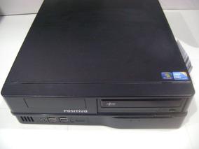 Computador Positivo Proc I3, 4gb Memoria ,hd 320 Semi -novo