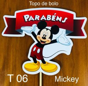 cafc3379b Decoração Festa Mickey Mouse - Artigos para Festas no Mercado Livre ...
