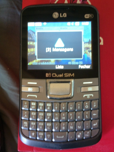 Celular LG C199 Dual Chip