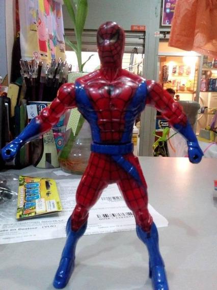 Muñeco Spiderman 17cm, Juguete Niño Detal Y Mayor