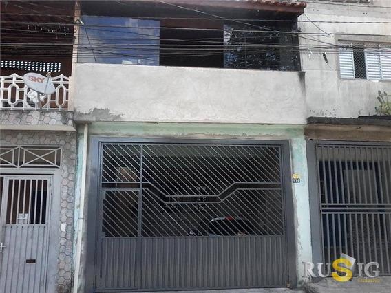 Sobrado Em Itaquera | 3 Dormitórios | 1 Suite, São Paulo - So0307. - So0307