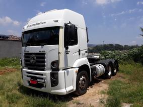 Vw 25370 6x2 Mod.2011 Cavalo Frontal Trucado Truck P/ Bitrem