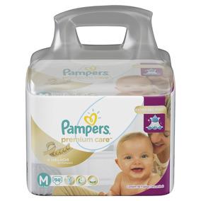 Fralda Pampers Premium Care Top Tamanho M 94 Unidades