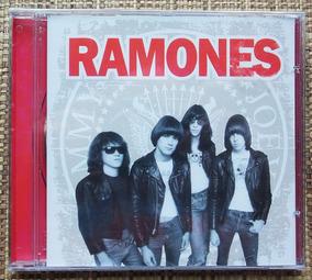 Cd Ramones - The Best